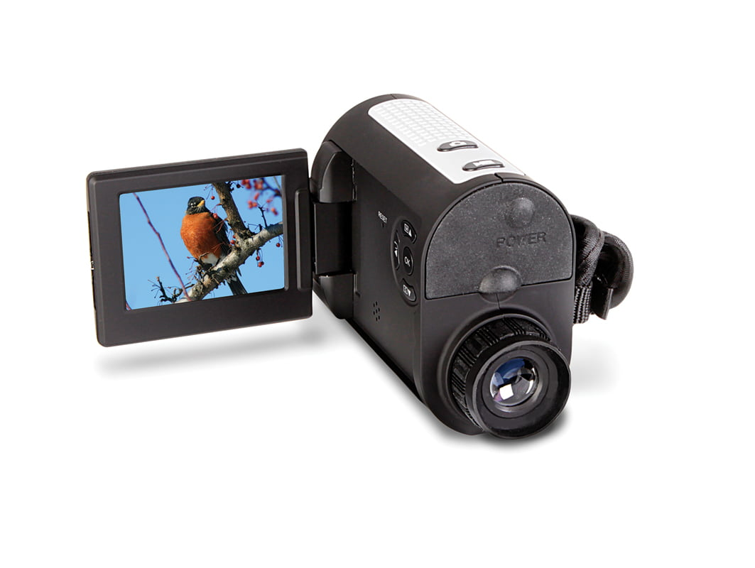 Hammacher Schlemmer's HD Video Recording Monocular.
