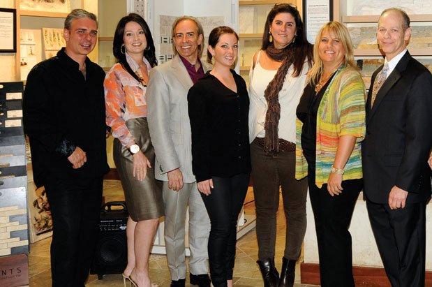Michael Enn Sirvet, Elizabeth Krial, Ernesto Santalla, Kelly Davies, Jennifer Gilmer, Davida Rodriguez, Larry Rosen.