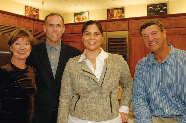Helen Sullivan, Mark Sanders, Linda Gallegos, Jim Rill.