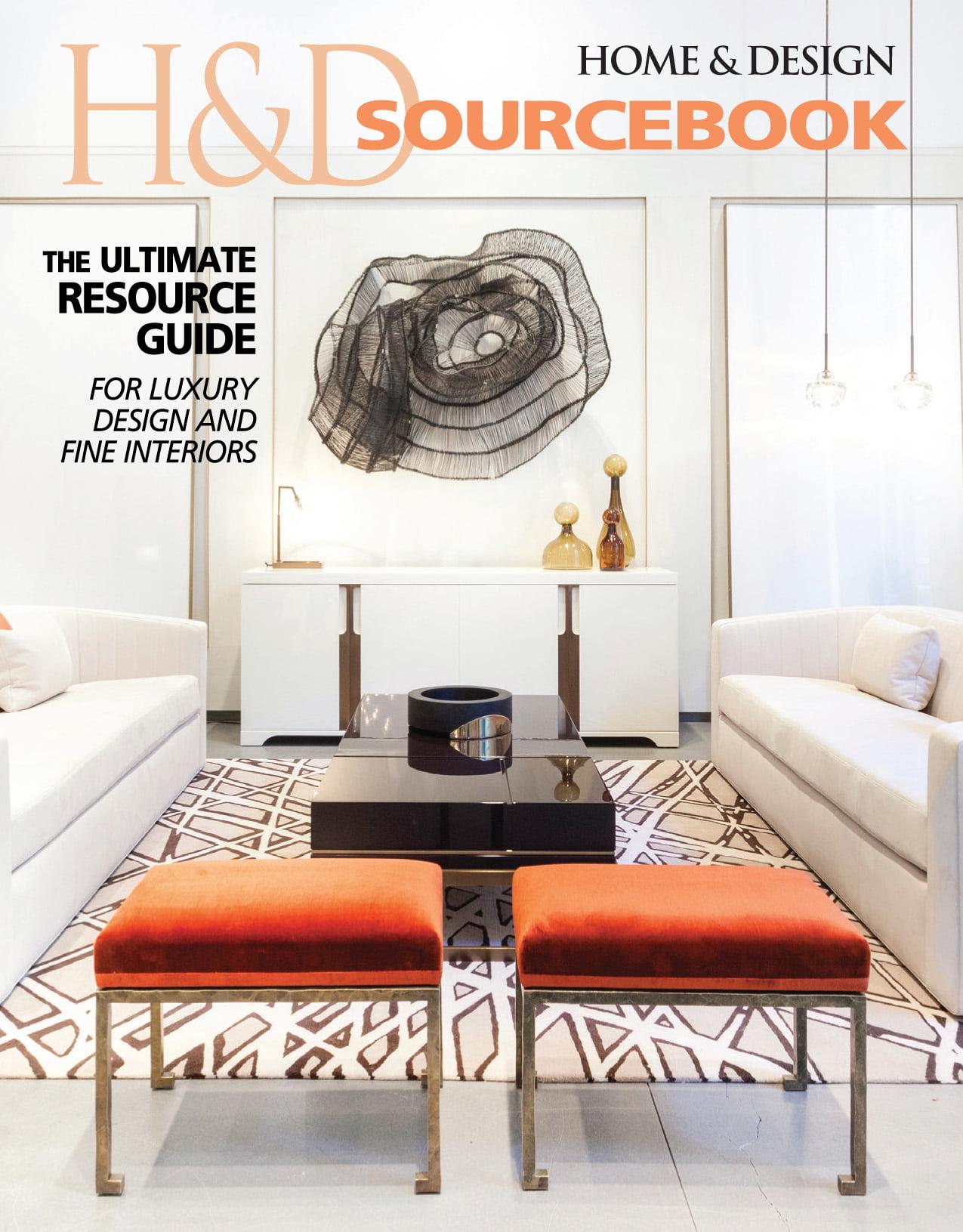 Sourcebook 2015 Archives - Home & Design Magazine