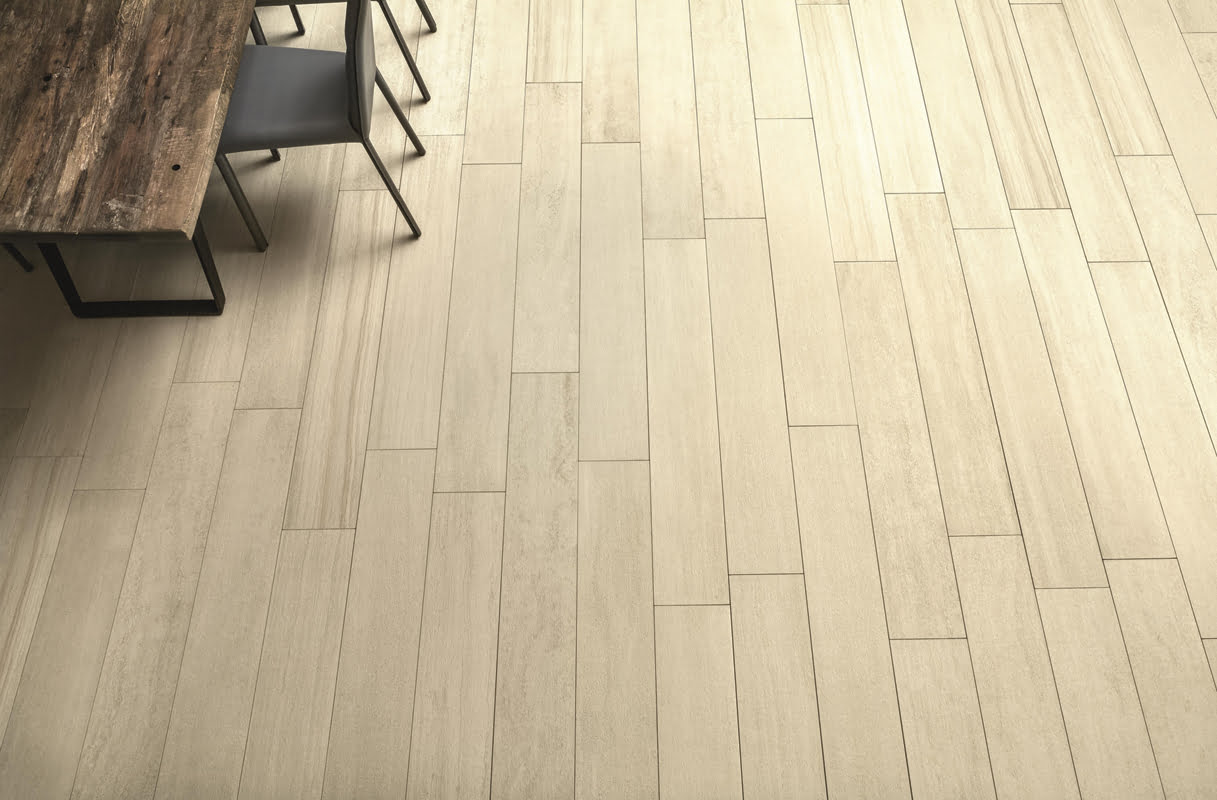 The Verse floor-tile collection, available through Best Tile.