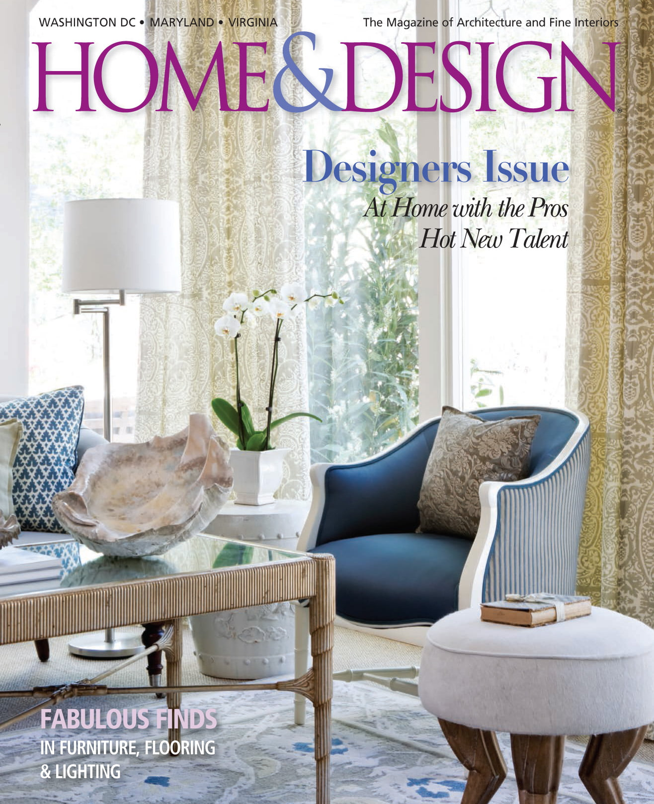July/August 2012 Archives - Home & Design Magazine