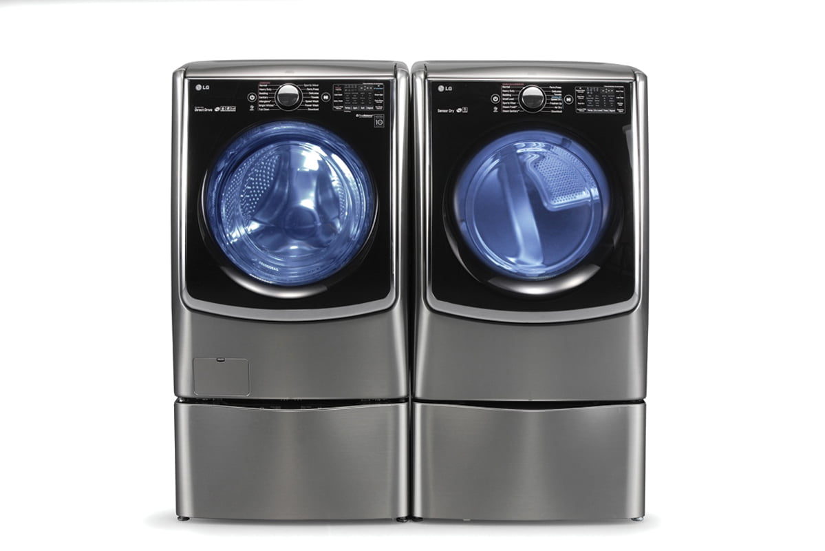 The TWIN Wash System from LG.