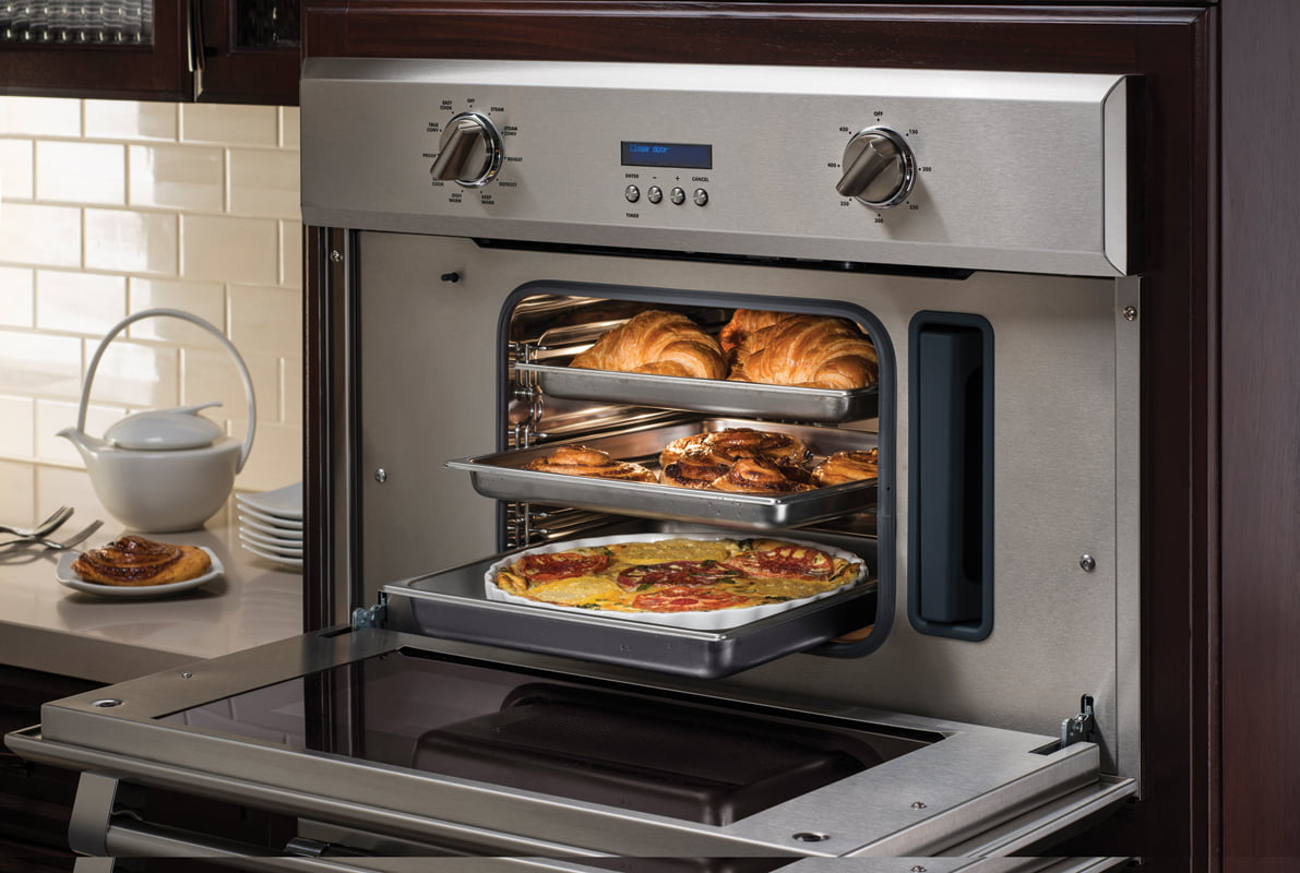 Thermador's Professional Series Steam and Convection oven.