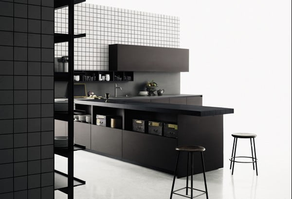 Boffi's Xila kitchen.