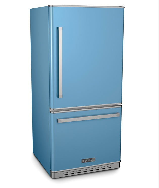 Big Chill's Pro Line Fridge.