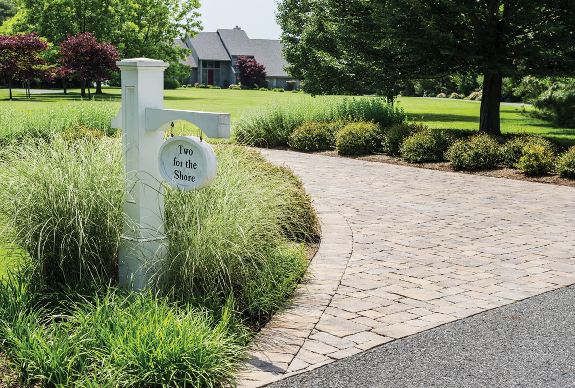 McHale Landscape Design won a Heritage Award for Residential Maintenance.
