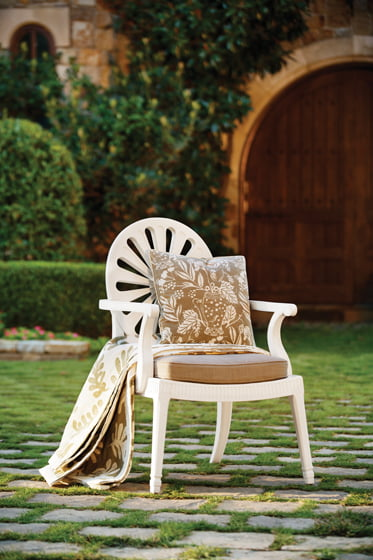 Perennials high-performance outdoor fabrics.