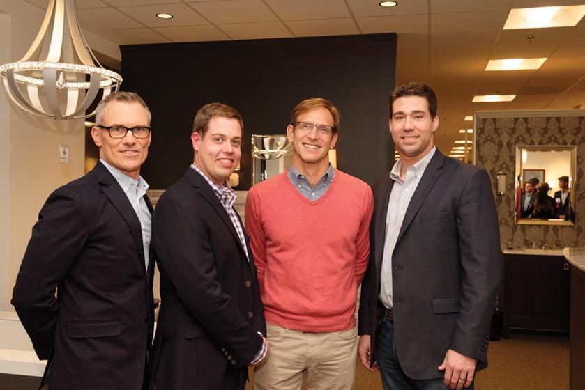 Morgan Washburn, Aaron Raines, Scott Brinitzer, Chad Talton.