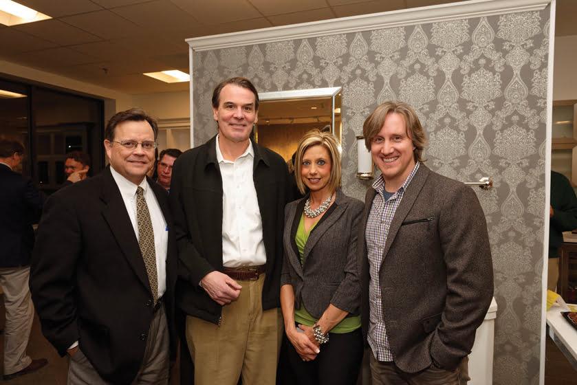 Jeff Sprouse, Tom Gilday, Stacey McKinney, Michael Sauri.