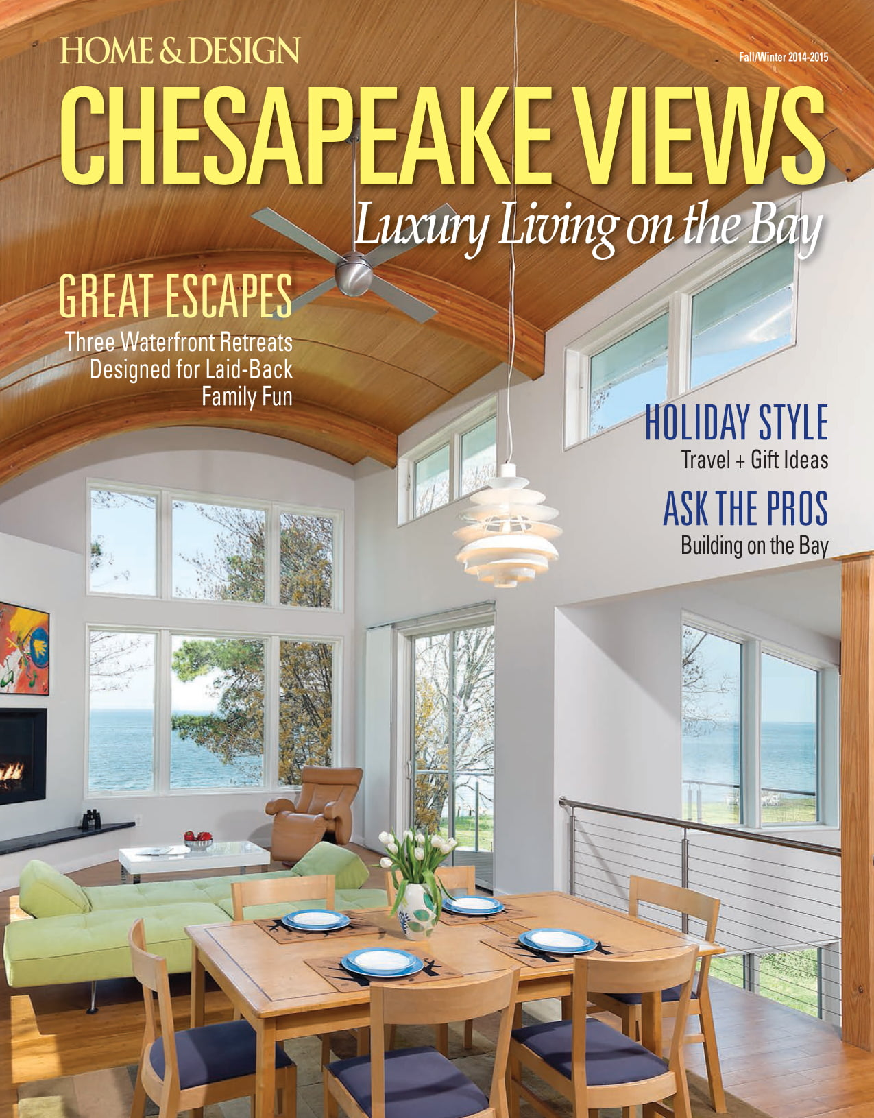 chesapeake views fall 2014 archives home design magazine