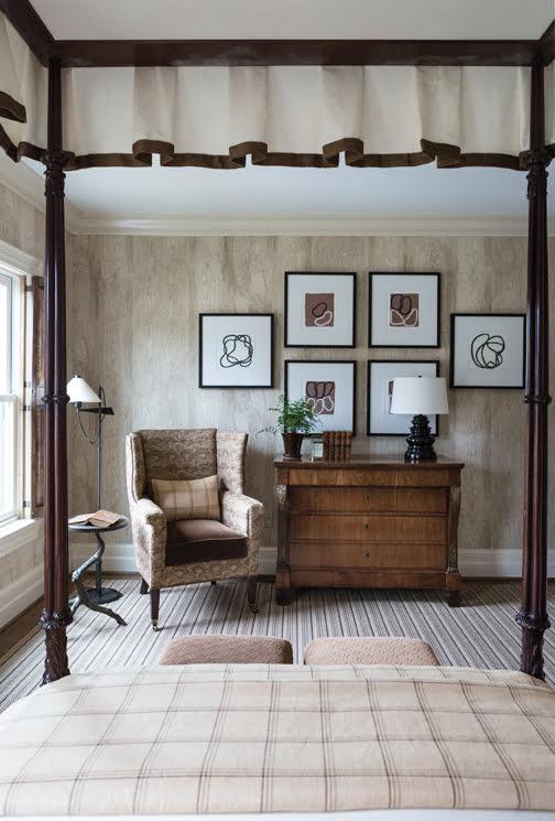 The gentleman's retreat, by Scott Cooke Design, LLC.