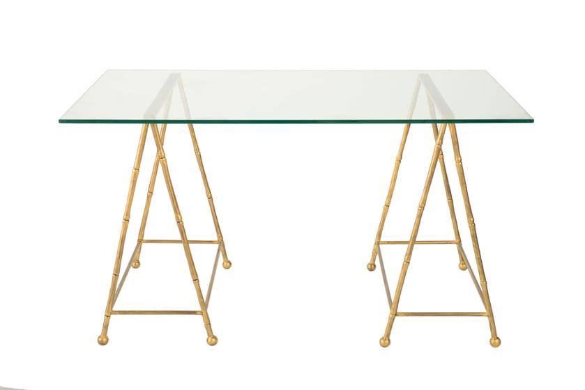 Michael Hampton's Bamboo Desk.