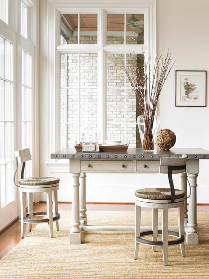 Lexington Home Brands' Oyster Bay Collection.