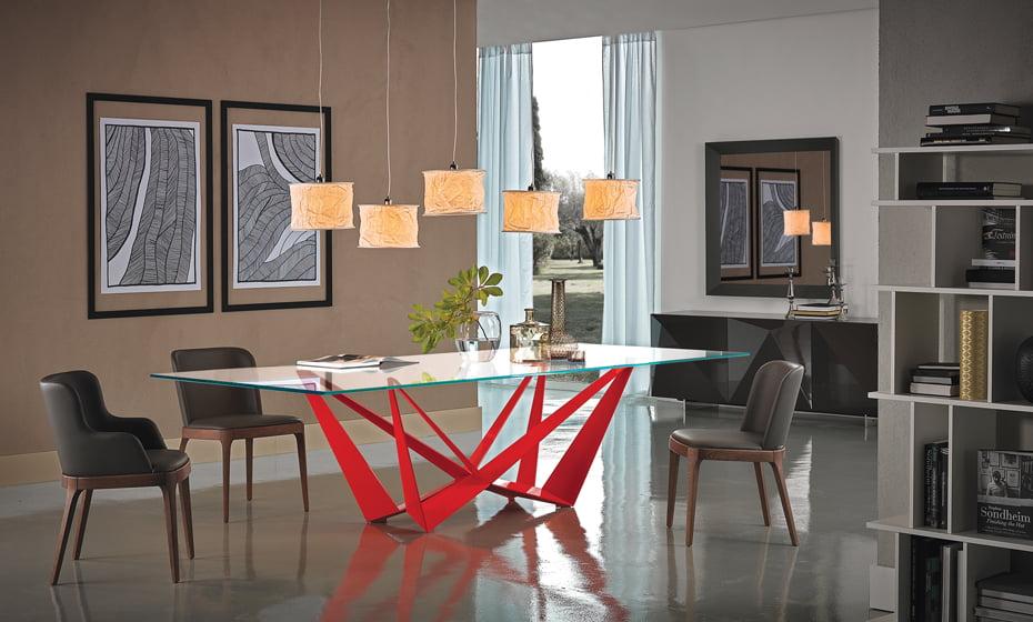 SKORPIO dining table.