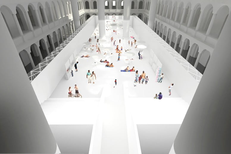 C2_1_Rendering of The BEACH at the National Building Museum. Courtesy Snarkitecture (3)