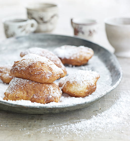 Bayou Bakery's famous beignets. © ELLEN SILVERMAN