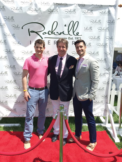 Good Dan Fulop, Tom Fulop And Ilan Fulop, All Of Rockville Interiors.