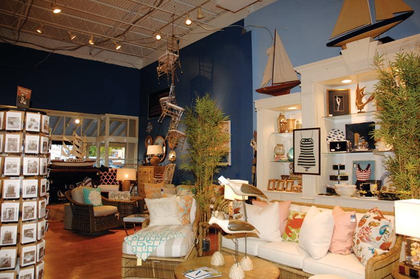 Bountiful's showroom.