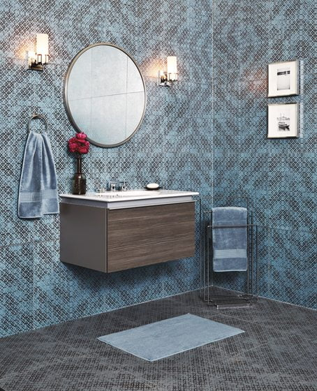 The Etro porcelain-tile collection from AKDO.