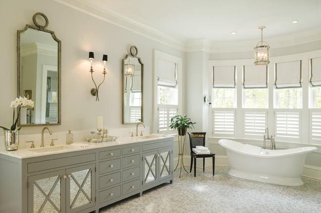 serene retreats classic comfort home design magazine. Black Bedroom Furniture Sets. Home Design Ideas