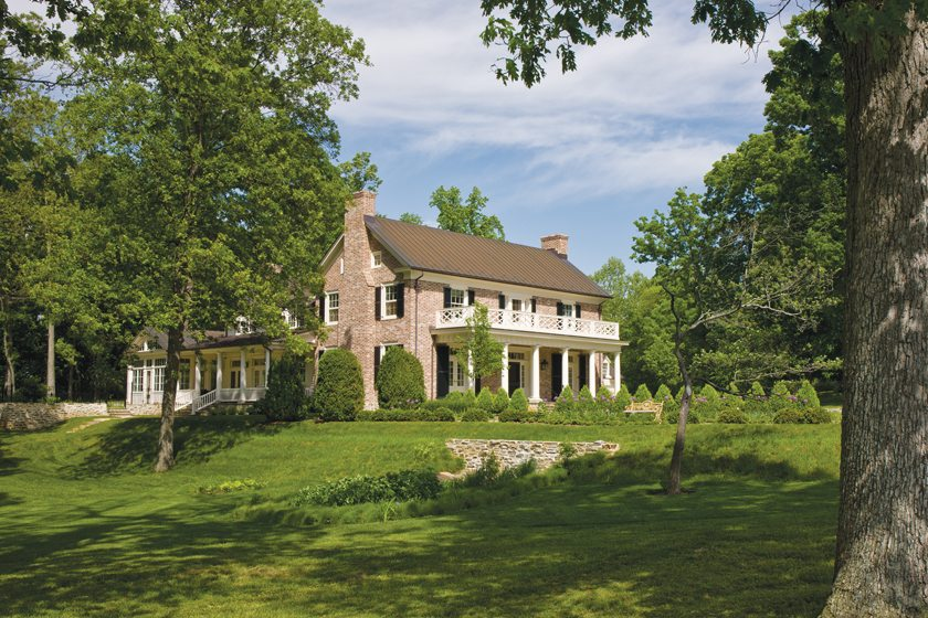 Badger Hill Farm, by Neumann Lewis Buchanan. © Gordon Beall