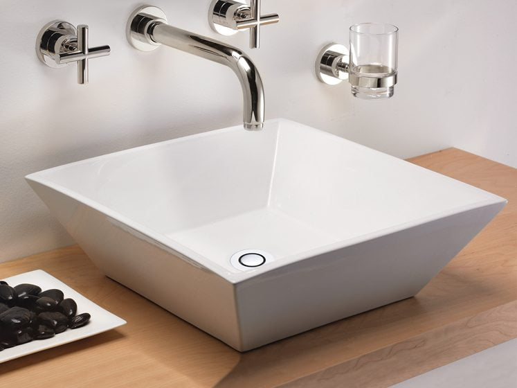 ZeroDrain, from California Faucets.
