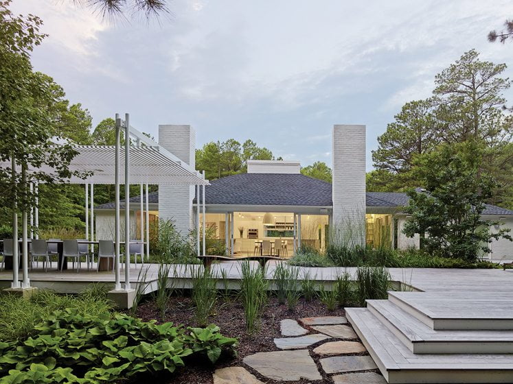 Woods Residence, by Shinberg/Levinas Architectural Design, Inc. © Alan Karchmer