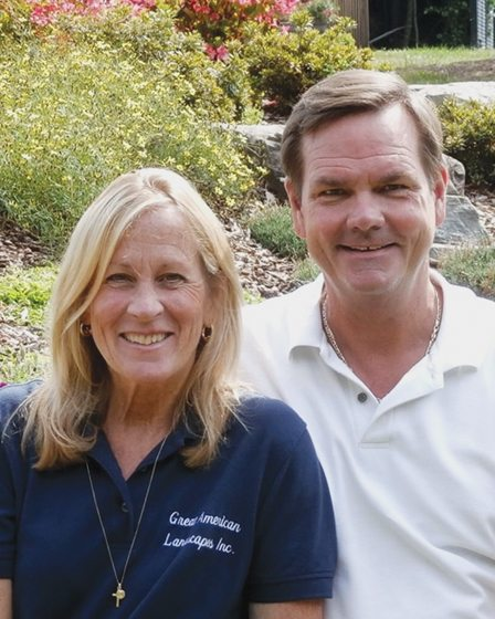 Owners Kevin and Carol O'Neill.
