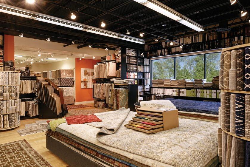 Carpet Impressions