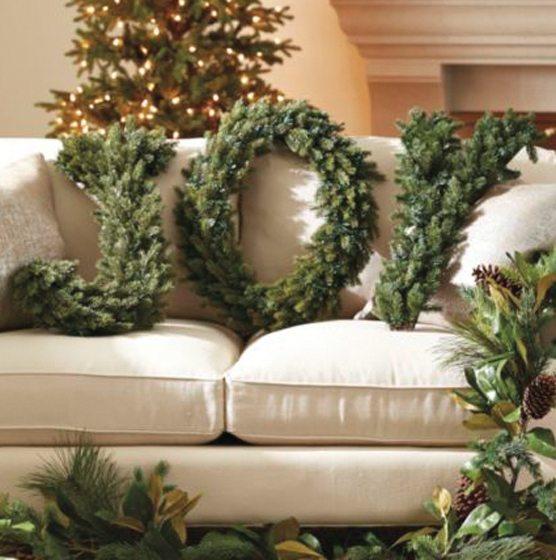 Ballard Designs' collection of wreaths and garland; $59 to $149. ballarddesigns.com