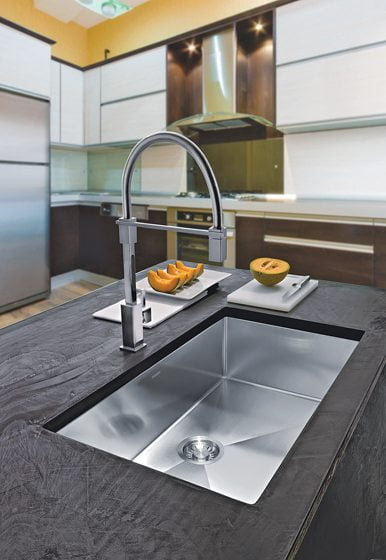 The Planar 8 Flex Semi-Professional Kitchen Faucet.