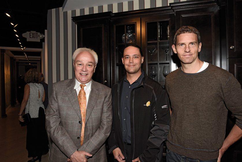 Robert Pahnke, Josh Shobe, Kevin Allen.