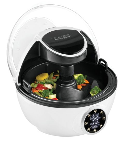 The 10-in-1 Multi-Function Robotic Cooker from Gourmia.