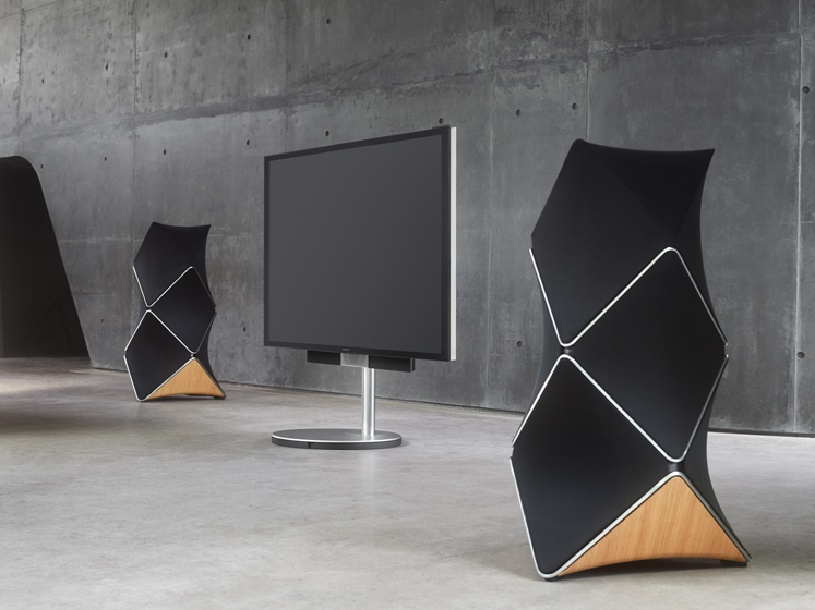 BeoLab 90 by Bang & Olufsen.
