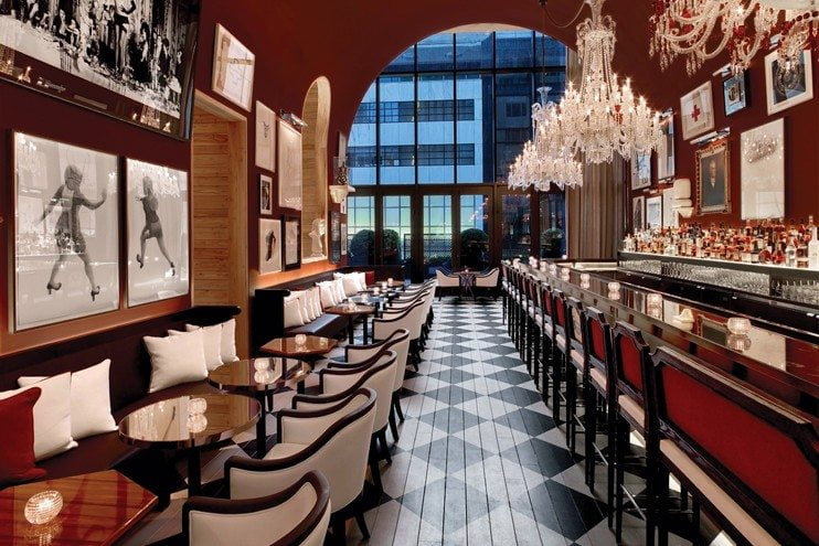 T1_Baccarat Hotel & Residences New York_The Bar (8)