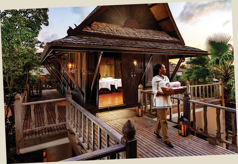 The Zemi Thai House Spa. © Tambourine/Dylan Cross