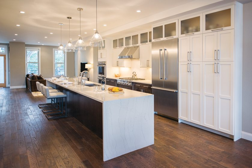 Row Home Kitchen Design 28 Images Renovating Small