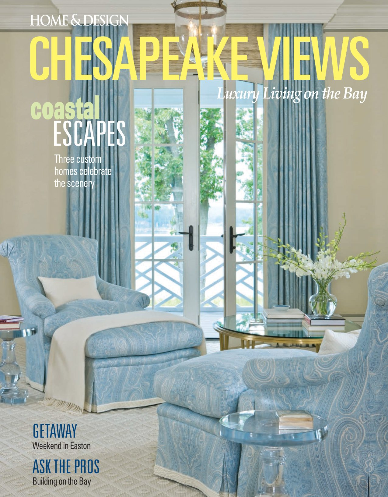 Chesapeake views spring 2016 archives   home & design magazine
