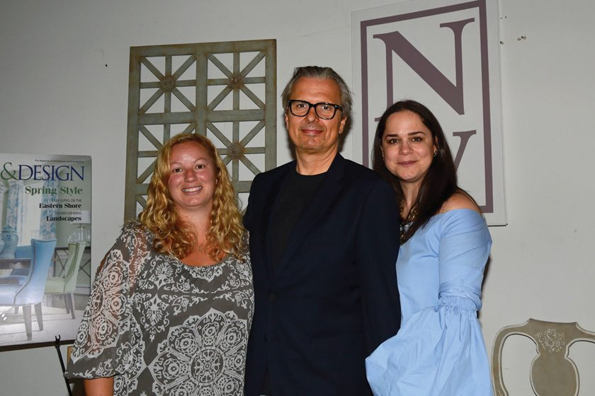 Stacey Boone, Borek Hlousek, Katalin Farnady.