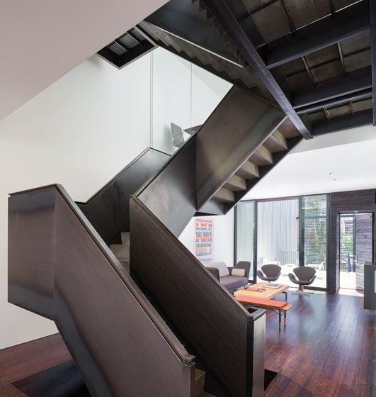 AWARD OF EXCELLENCE:  David Jameson Architect Inc., Ontario Residence, Washington, DC. © Paul Warchol.