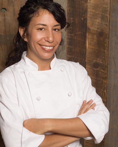 The Majestic's chef/proprietor, Gaby Hakman.