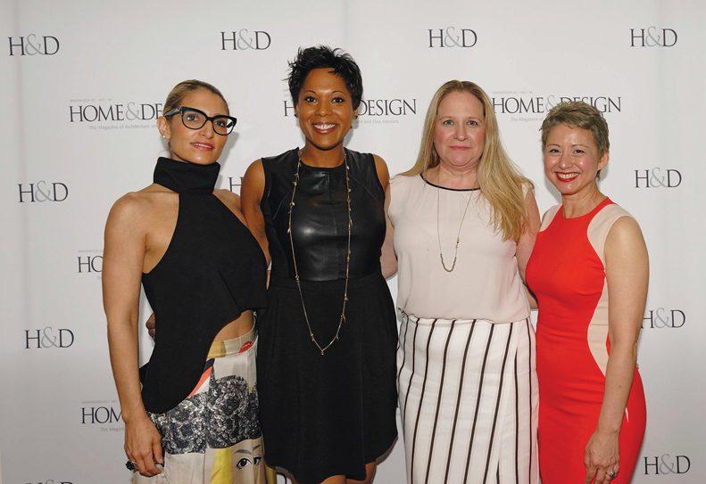 Erica Riggio, Angela Justice, Stephanie Gamble, Rachel Dougan.