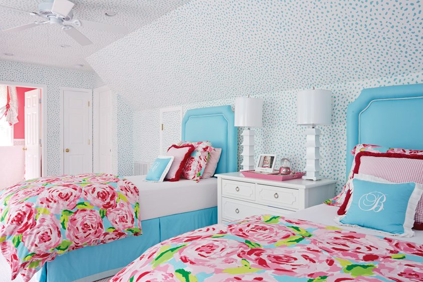 Lilly Pulitzer Duvets Inspired One Daughters Room C Kip Dawkins