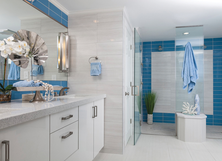 Blue Serenity by Fitzsimmons Design Associates, Inc. © Gwin Hunt