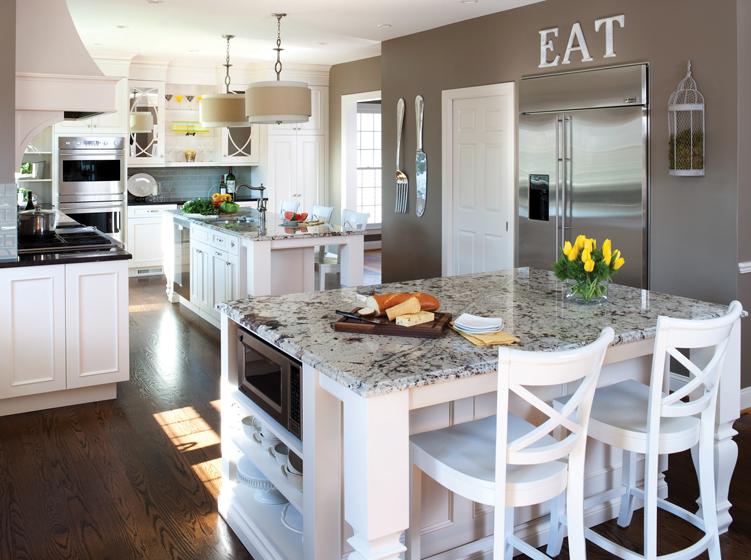 Kitchen And Bath Magazine case study: kitchen + bath - home & design magazine