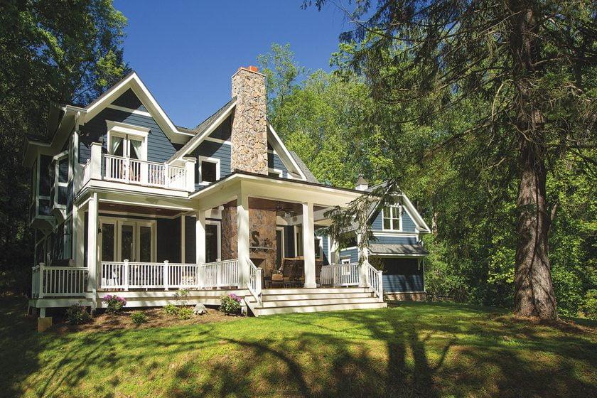 Best in show home design magazine for Home run architecture