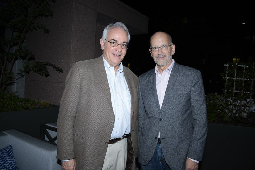 Kevin Gilday, Mark Kramer.