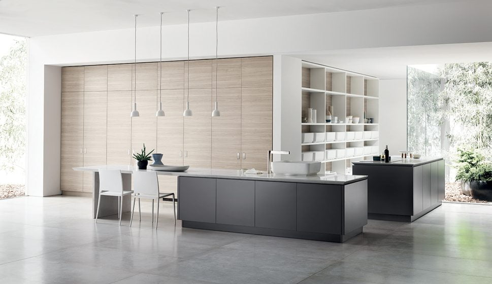 4.The Ki collection for Scavolini.