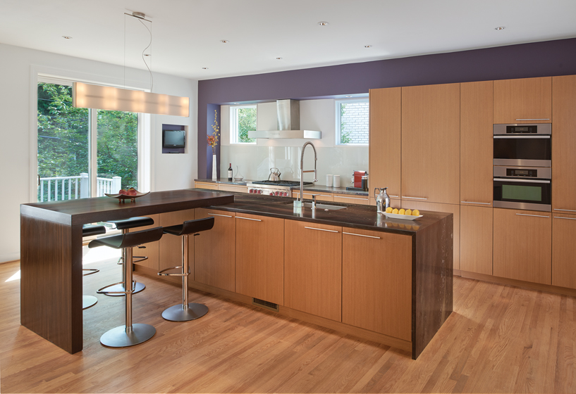 Dream Kitchens Open Plan Home Design Magazine